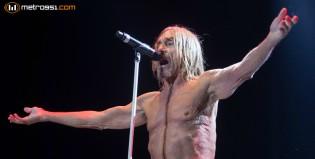 Iggy Pop en el BUE: el último grito punk del encantador de serpientes