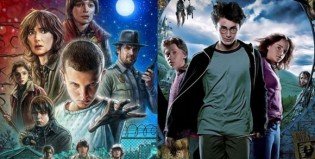 Stranger Things y Harry Potter unidos por 2 personajes