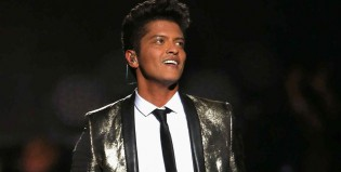 """Versace on the floor"", otro nuevo tema de Bruno Mars"