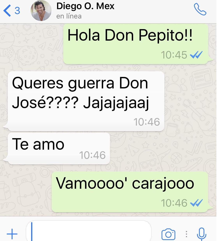 ¡Hola Don Pepito!