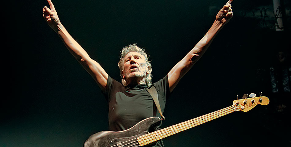 Roger Waters, contra The Chemical Brothers