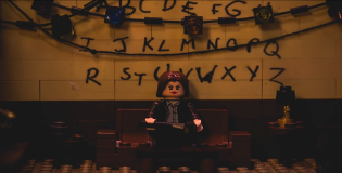Stranger Things: Recrearon la serie en versión Lego