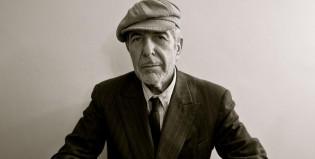 ¡Murió Leonard Cohen!