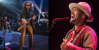 My Morning Jacket y Ben Harper en Austin City Limits 2016