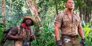 Jumanji: Welcome to the jungle promete ser… ¡la decepción del año!