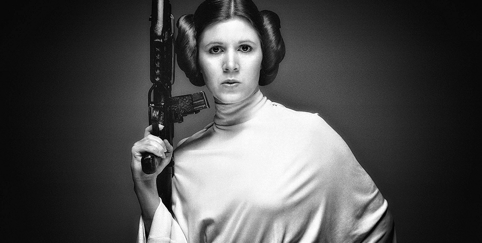 Murió Carrie Fisher