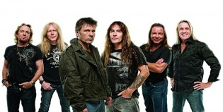"Iron Maiden comparte video en vivo de ""Wasted Years"""