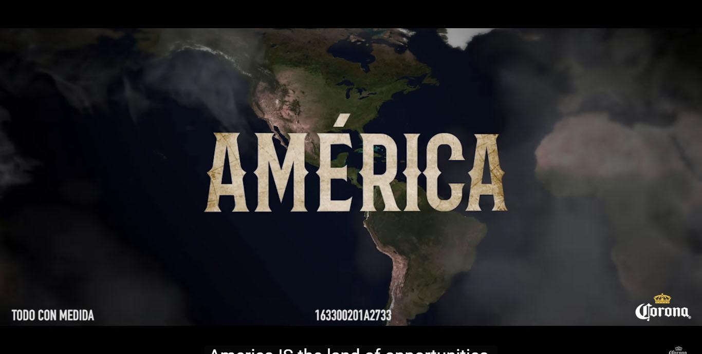 La publicidad de una cerveza que lucha contra Trump y une a América