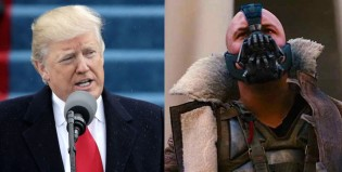 ¿Trump le robó el discurso a Bane, el villano de Batman: The Dark Knight Rises?