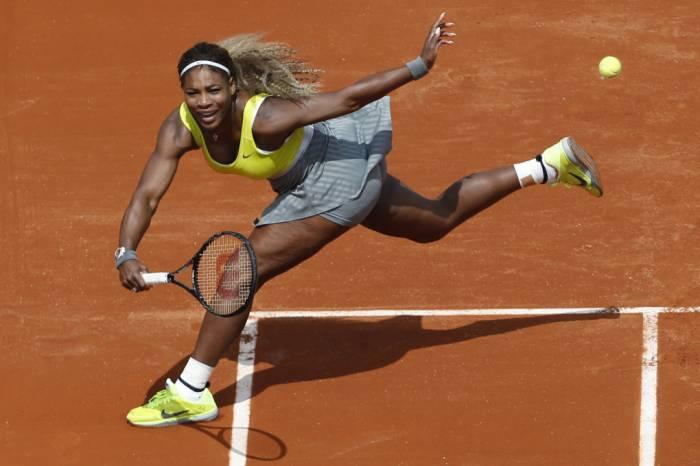 Tenis hot:  Serena Williams nos baila un tema de Billy Idol