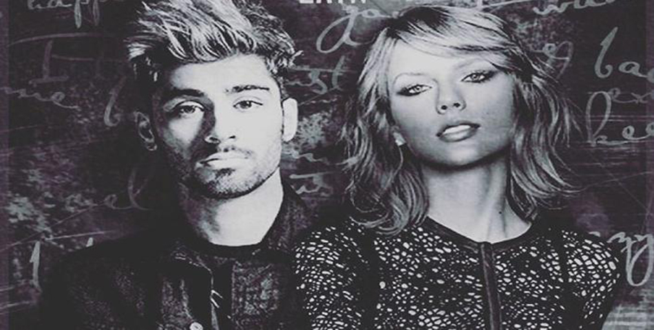 Taylor Swift‬ y ‪Zayn Malik estrenan sexy video de 'Fifty Shades Darker