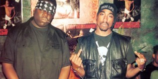 All Eyez On Me: el gran encuentro en Tupac y Biggie