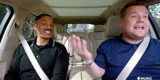 Imperdible: Metallica, Will Smith, Alicia Keys y John Legend en el nuevo Carpool Karaoke