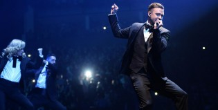 ¡Justin Timberlake vuelve a Sudamérica!
