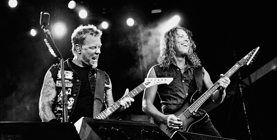 Inédito: escuchá el demo de Master of the Puppets de Metallica