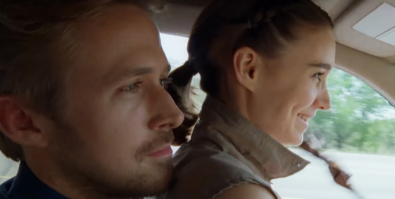 Ryan Gosling, Natalie Portman, Iggy Pop y Flea en el trailer de Song to Song