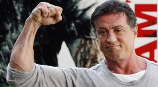 Sylvester Stallone, ahora, personal trainner