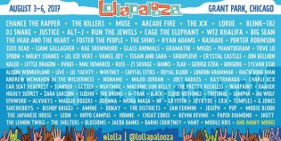 Lollapalooza Chicago confirmó su line-up: ¡The Killers, Muse y Arcade Fire encabezan la lista!