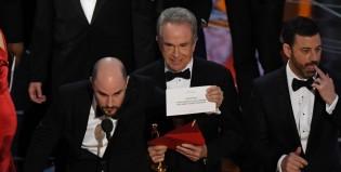 Papelón del año: habló La Academia luego del escándalo en los Óscars 2017