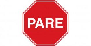 No seas como Chano: indentificá las siguientes señales de tránsito