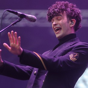The 1975 - Lollapaloza tapa