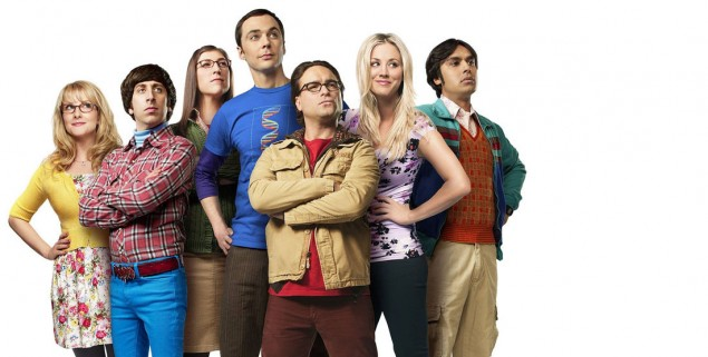 The Big Bang Theory 2017