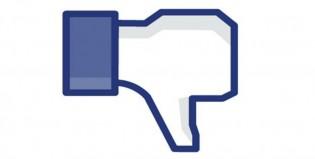 """¿Llega el """"no me gusta"""" a Facebook?"""