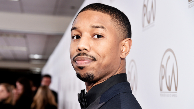 Mandatory Credit: Photo by Rob Latour/Variety/REX/Shutterstock (5556581p) Michael B. Jordan 27th Annual Producers Guild Awards, Arrivals, Los Angeles, America - 23 Jan 2016