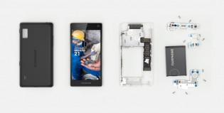 """Fairphone 2, el smartphone sustentable diseñado para durar """"siglos"""""""