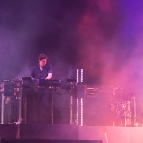 The xx - Lollapalooza tapa