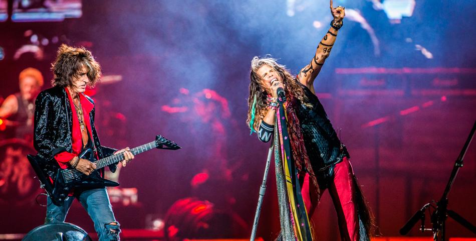 Confirmadísimo: Aerosmith, nuevamente en Argentina