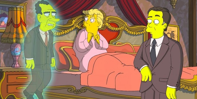 Donald Trump - Los Simpsons