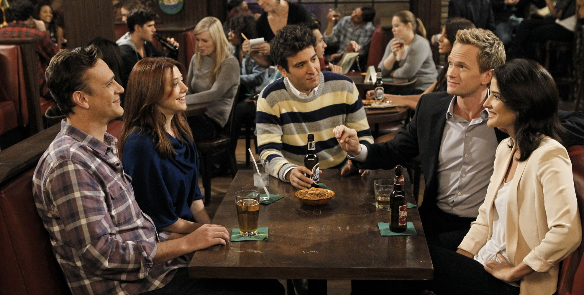 ¿Reviven a How I Met Your Mother?