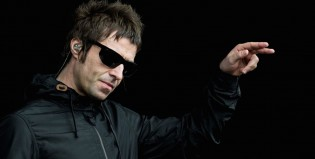 Liam Gallagher presentó una línea de ropa inspirada en un clásico de The Beatles