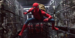 ¡Spider Man Vs. Iron Man en el nuevo clip de Homecoming!