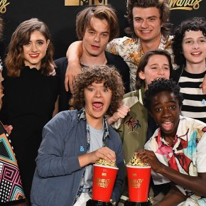 Stranger Things MTV 2017