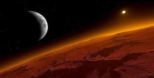 ¿Un Batimóvil? Apareció una imagen de un misterioso artefacto en Marte que podría tratarse de un OVNI