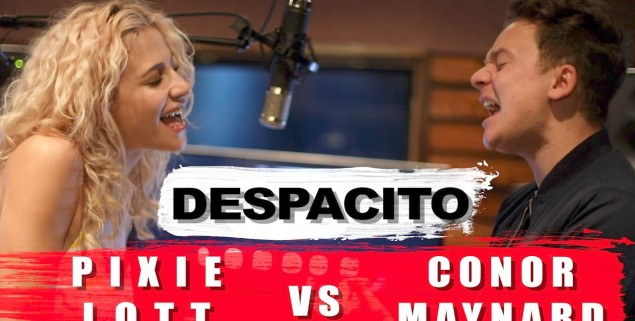 Conor Maynard Despacito