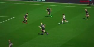 "El gol de Diego a los ingleses llegó al ""PES 2018"""