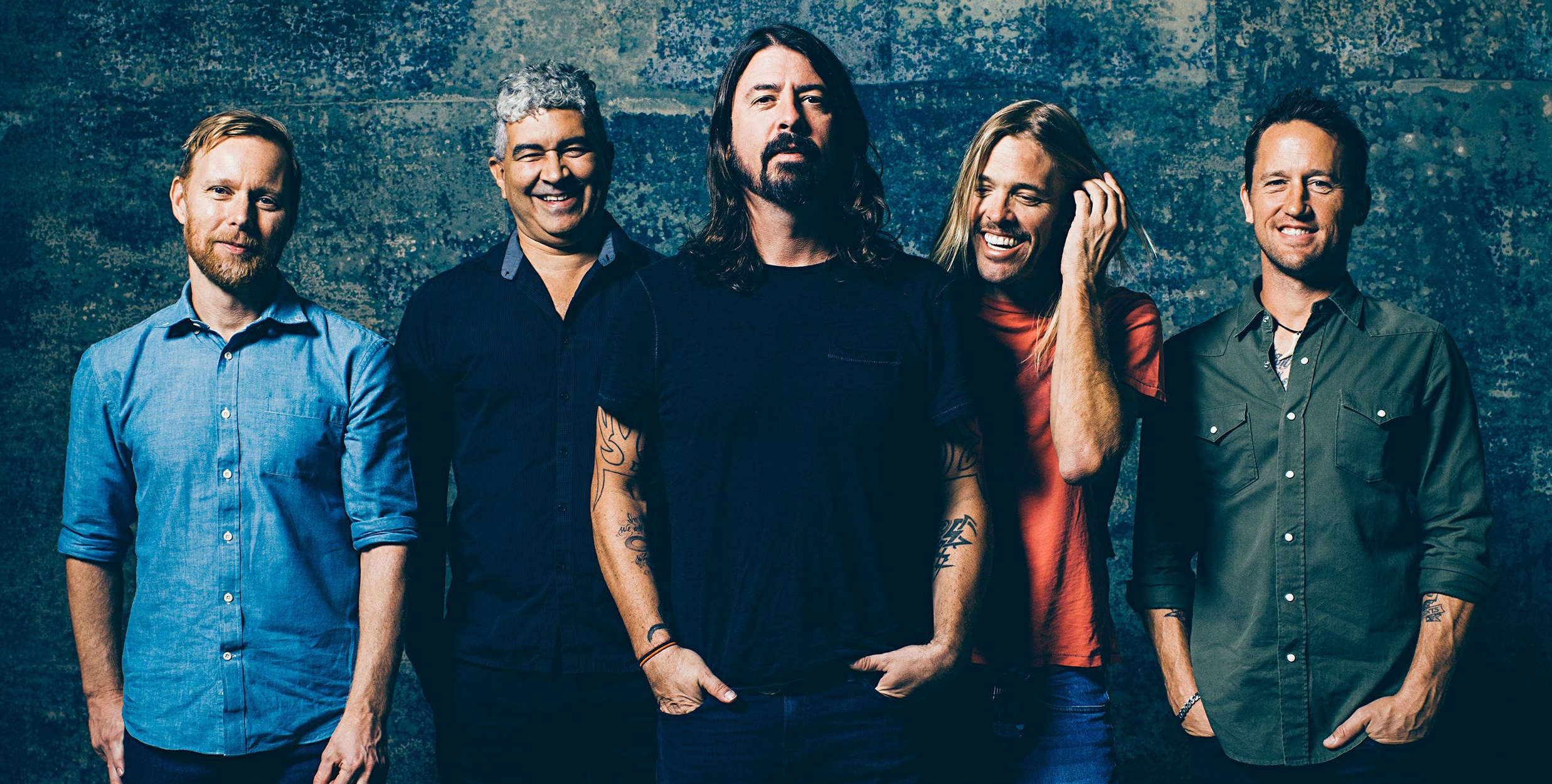 Confirmado: ¡Vuelve Foo Fighters!