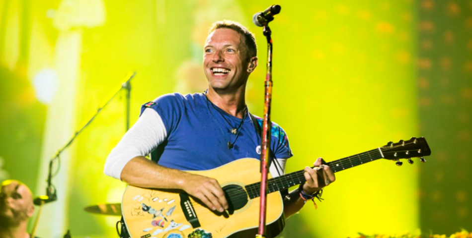 "Coldplay estrenó ""All I Can Think About Is You"""
