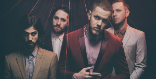 ¡Imagine Dragons publicó 'Evolve': su tercer álbum de estudio!