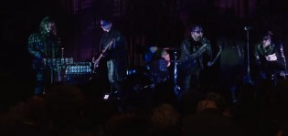 Nine Inch Nails aparece en la nueva temporada de Twin Peaks