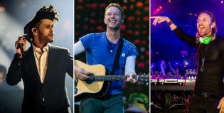 Se viene el iHeartRadio Fest: ¡Coldplay, The Weeknd, David Guetta y muchos más!
