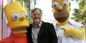¡Matt Groening llega a Neflix!