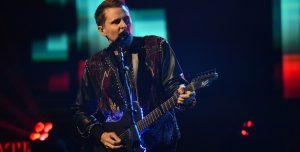 Muse presentó Dig Down en el programa de Stephen Colbert