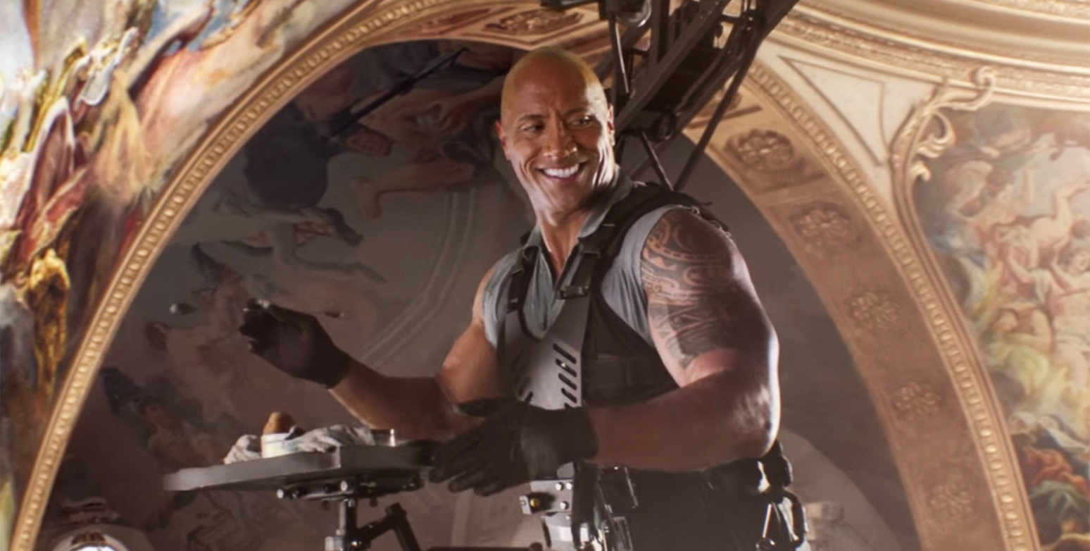 The Rock y Siri dominan al mundo: mirá el increíble video que hicieron para Apple