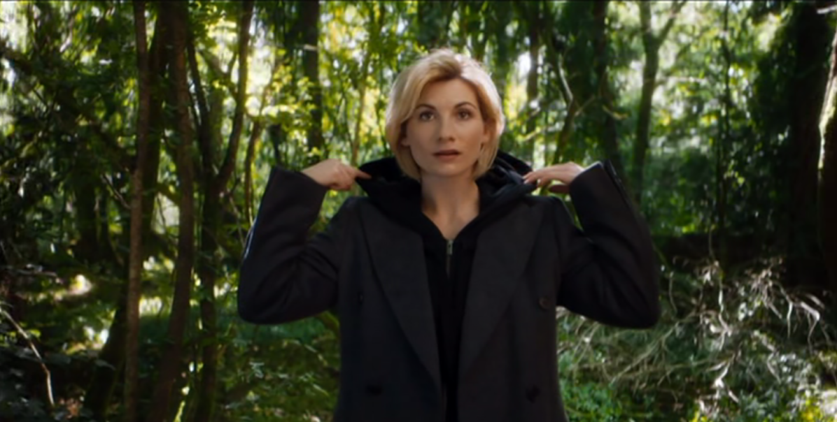 Así luce Jodie Whittaker como Doctor Who