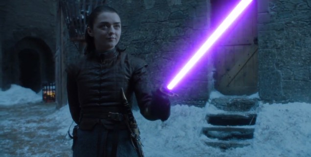 Game of Thrones - Star Wars 2017