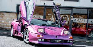 Comprale el auto al cantante de Jamiroquai